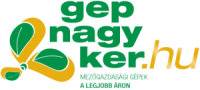 Gépnagyker Logo